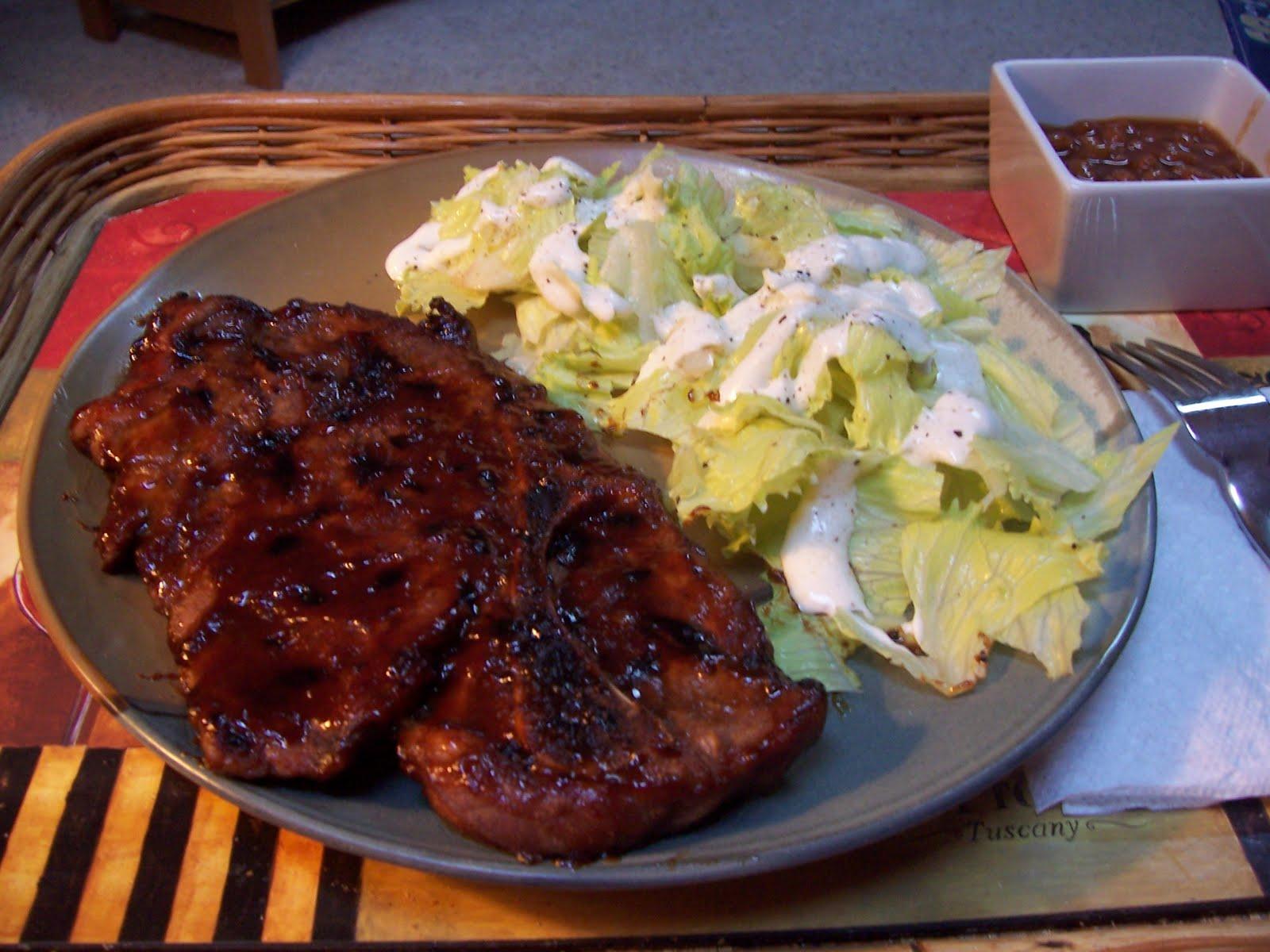Easy pork shoulder steak recipes