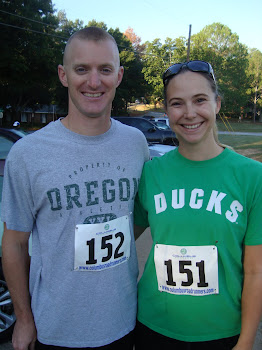 Aaron Reynolds Memorial 10K Run October 9 2010