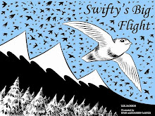A children's book that shares the joy of watching birds fly.