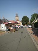 Orvillers-Sorel, village de l'Oise