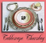 Join in the Tablescape Fun!