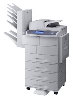 Samsung MultiXpress SCX-6545N Laser Copier
