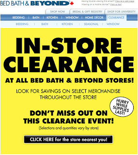 Nov 23, · Bed Bath & Beyond has released their Black Friday ad! Browse through the 4-page ad for great deals on home goods, cooking appliances, holiday decor, and more. To stay updated on more Black Friday news, be sure to subscribe to our email newsletter/5(19).