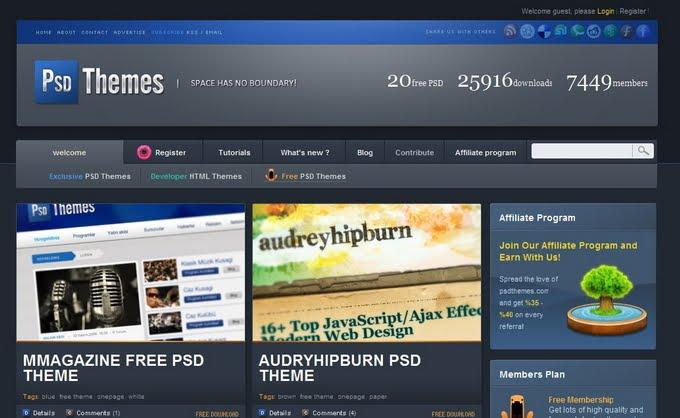 Premium  Website Templates