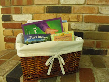 The Tea Time Book Basket