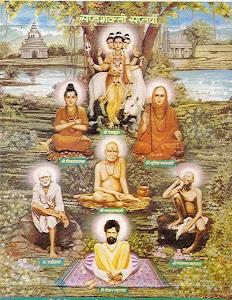 Sad Guru Shri Sai Baba of Shirdi