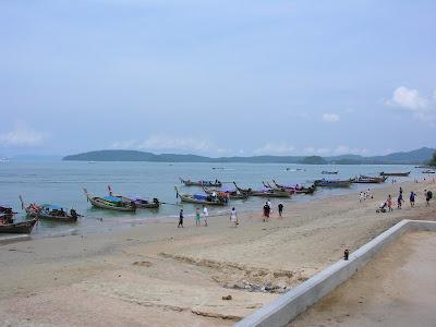 Thailand Bali and Other Beaches and Islands: Krabi/Railay/Ton Sai ...