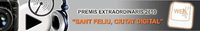 Premis Sant Feliu Digital 2010
