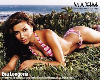 Maxim Girl Eva longoria