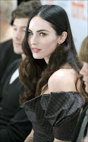 Megan Fox Press Conference