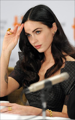 Megan Fox Press in Conference