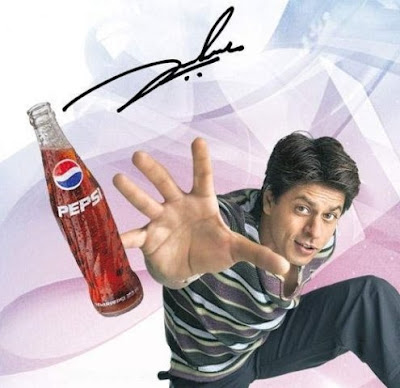 Shah Rukh Khan too old for Pepsi Youngistaan