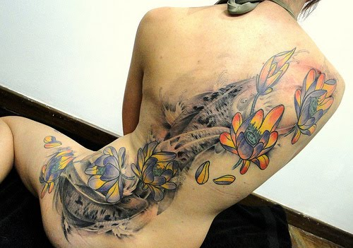 Японски татуировки фото каталог