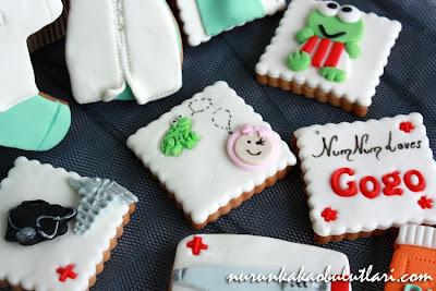 doktor kurabiyeler