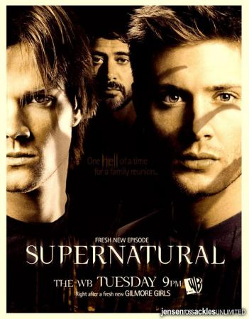 Supernatural 6ª Temporada HDTV Legendado
