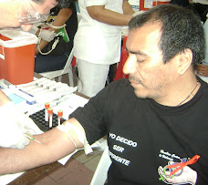 Jun 25 -  Dia Nacional de la prueba VIH