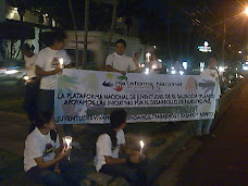 Sept. 10 - Enciendo una luz por la paz