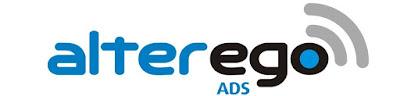 logo alter ego ads