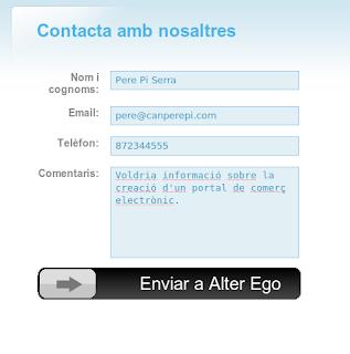 formulari de contacte
