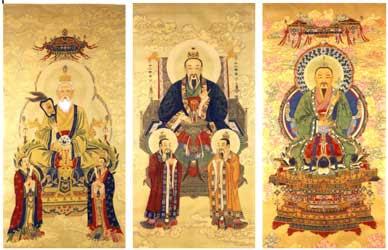 Five Precepts (Taoism)