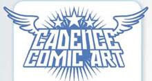 Cadence Comic Art.