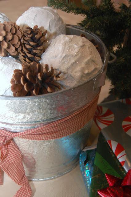 Homemade Snowballs