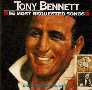 Tony Bennett - 16 Most Requested Songs