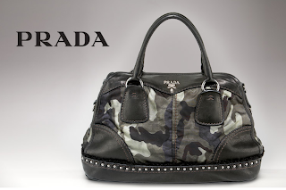Prada's Camo Line for Fall 2010