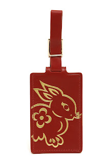 Tumi Welcomes Year of the Rabbit!