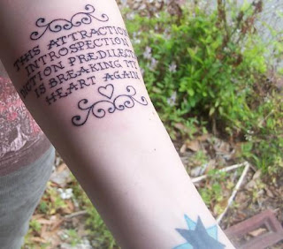 emo tattoos