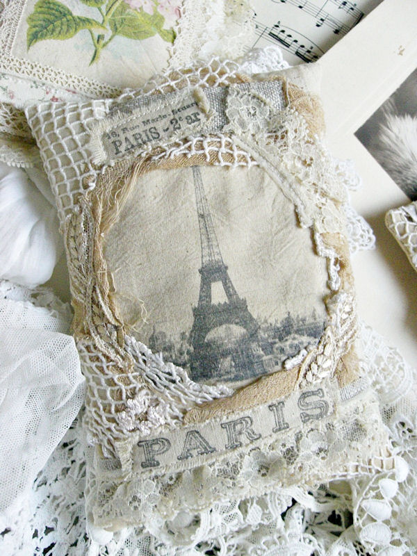 Small Shabby Chic Pillows : Vintage Inspired: small vintage pillows
