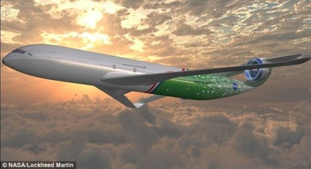 Pesawat Masa Depan - the facemash post