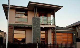 Skypiea the ponds house house house the dream home for Av jennings home designs house