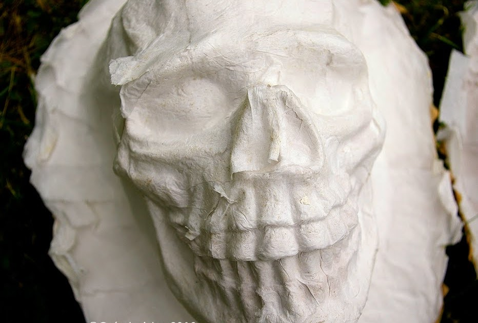 Creaturiste 39 s laboratory paper mache starch revisited for Best paper for paper mache