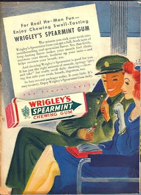 wrigley spearmint