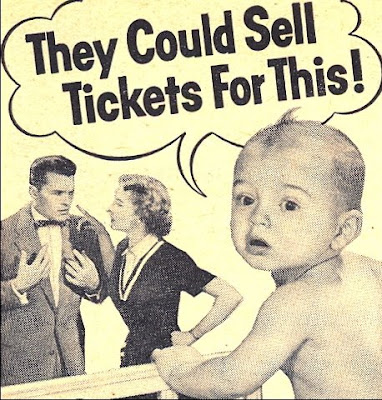 BLOG - Funny Ads From The 50s