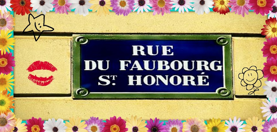 FAUBOURG ST HONORE