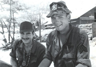 вьетнамская война, американские солдаты