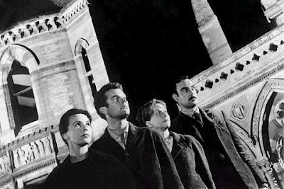 логово дьявола, фильм ужасов шестидесятых, ретро ужасы