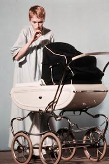 ребенок розмари, роман полански, фильм ужасов шестидесятых, миа фэрроу, коляска