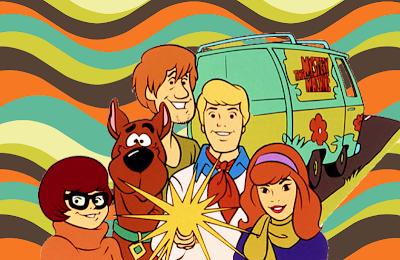 лучшие мультфильмы шестидесятых, ретро мультики, скуби-ду
