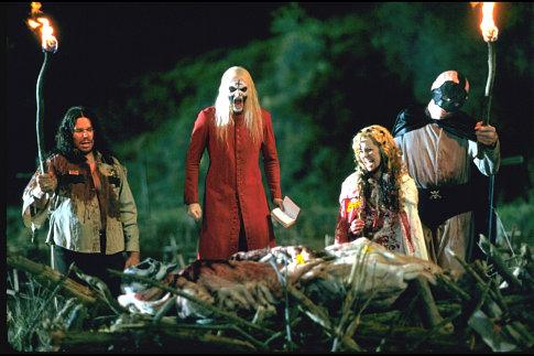 фильм ужасов, страшный, дом 1000 трупов, роб зомби
