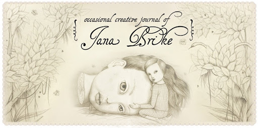 { Jana Brike } art blog