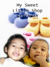 My Sweet Little shop Giveaway