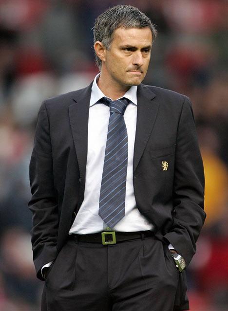 Jose Mourinho, Sepakbola, pelatih, biografi