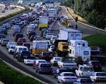 trafik tinggi