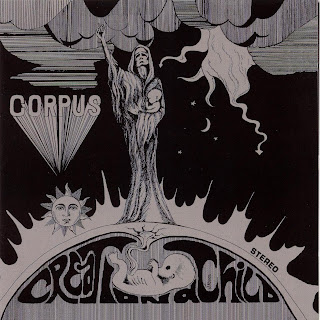 Cover Album of Corpus - Creation A Child (1971)