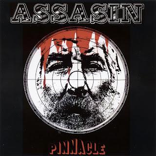 Cover Album of Pinnacle - Assasin (1974)