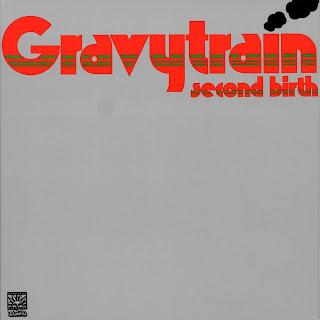 Gravy Train - Second Birth (1973)