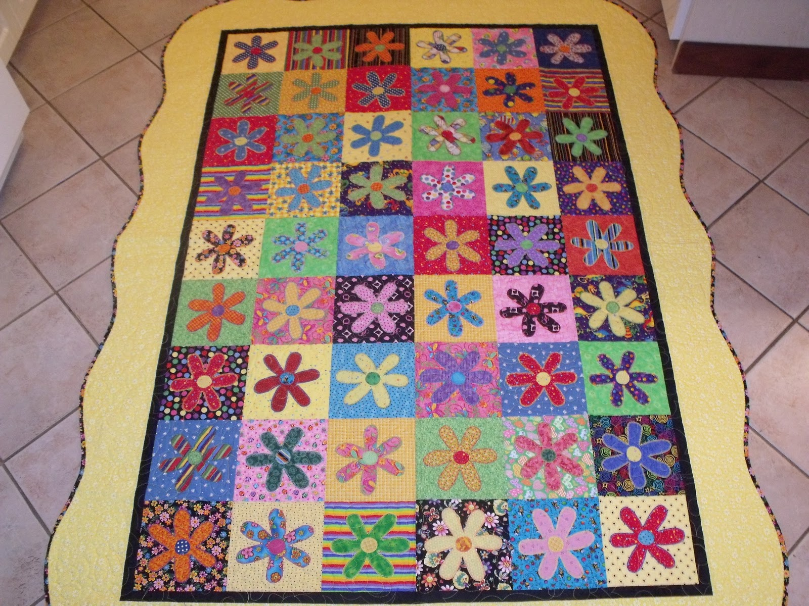 Crazy quilter mama interested in scrap quilts for Scrap quilt